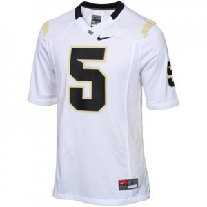 Blake Bortles UCF Knights #5 - White Football Jersey