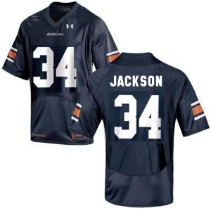 Bo Jackson Auburn Tigers #34 - Navy Blue Football Jersey