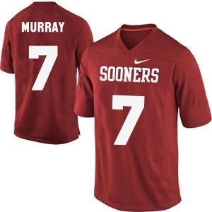 DeMarco Murray Oklahoma Sooners #7 Youth - Crimson Red Football Jersey