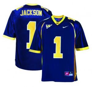 DeSean Jackson Cal Bears #1 - Blue Football Jersey