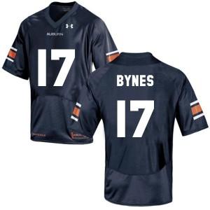 Josh Bynes Auburn Tigers #17 - Navy Blue Football Jersey