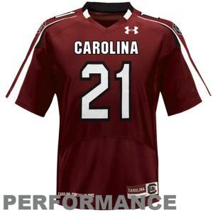 Marcus Lattimore South Carolina Gamecocks #21 Youth - Red Football Jersey