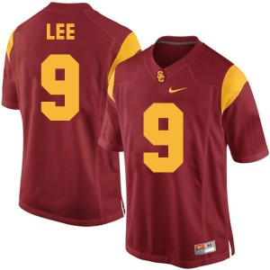 Marqise Lee USC Trojans #9 - Red Football Jersey