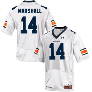 Nick Marshall Auburn Tigers #14 - White Football Jersey