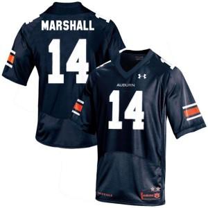 Nick Marshall Auburn Tigers #14 Youth - Navy Blue Football Jersey