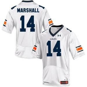 Nick Marshall Auburn Tigers #14 Youth - White Football Jersey