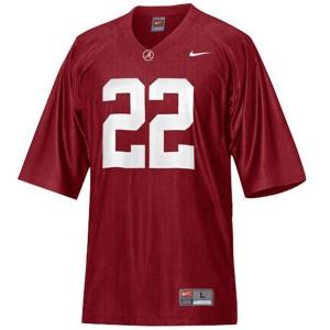 Alabama Crimson Tide Mark Ingram #22 Red Football Jersey