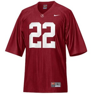 Alabama Crimson Tide Mark Ingram #22 Red Youth Football Jersey