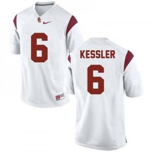 Cody Kessler USC Trojans #6 College - White Football Jersey