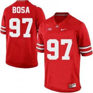 Joey Bosa Ohio State Buckeyes #97 - Scarlet Football Jersey
