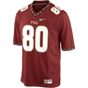 Rashad Greene FSU #80 - Garnet Red Football Jersey