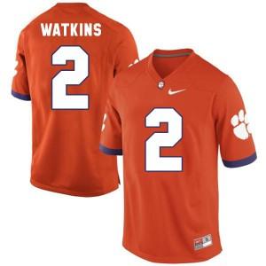 Sammy Watkins Clemson #2 Youth - Orange Football Jersey