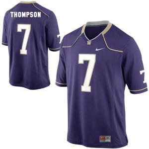 Shaq Thompson Washington Huskies #7 - Purple Football Jersey