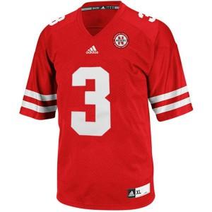 Taylor Martinez Nebraska Cornhuskers #3 - Red Football Jersey